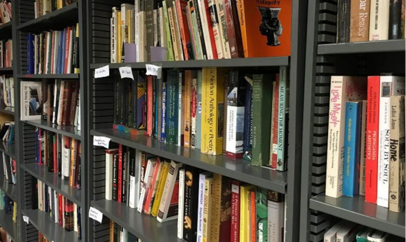 Books from the BBIP Library